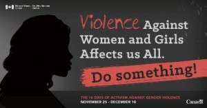 16 Days of Activism Image